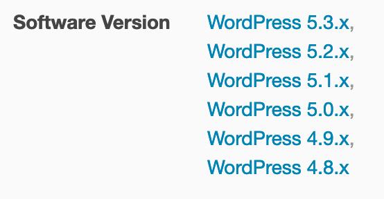 Assure-toi que ton thème est compatible avec la dernière version de WordPress avant d'en faire la mise à jour
